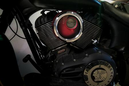 OTB Voodoo Air Intake Indian Motorcycule