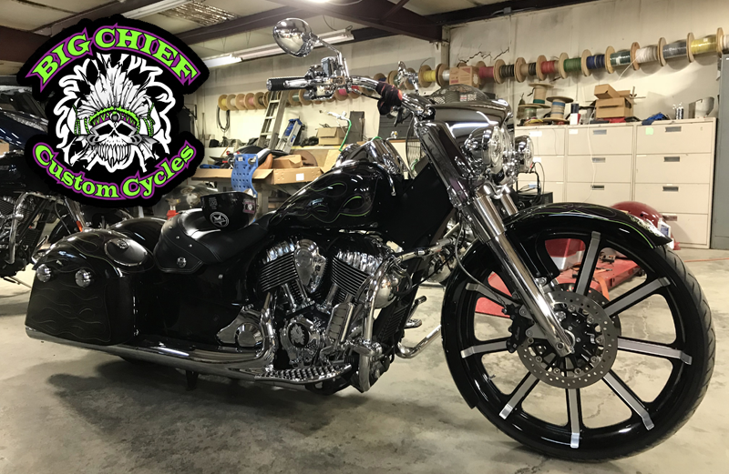 Big Chief Custom Cycles