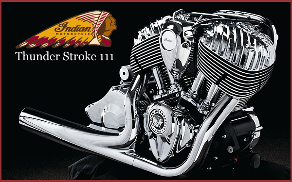 Indian Motorcycles Thunder Stroke 111