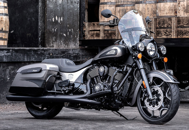 2019 Limited Edition Jack Daniel's Indian Springfield Dark Horse
