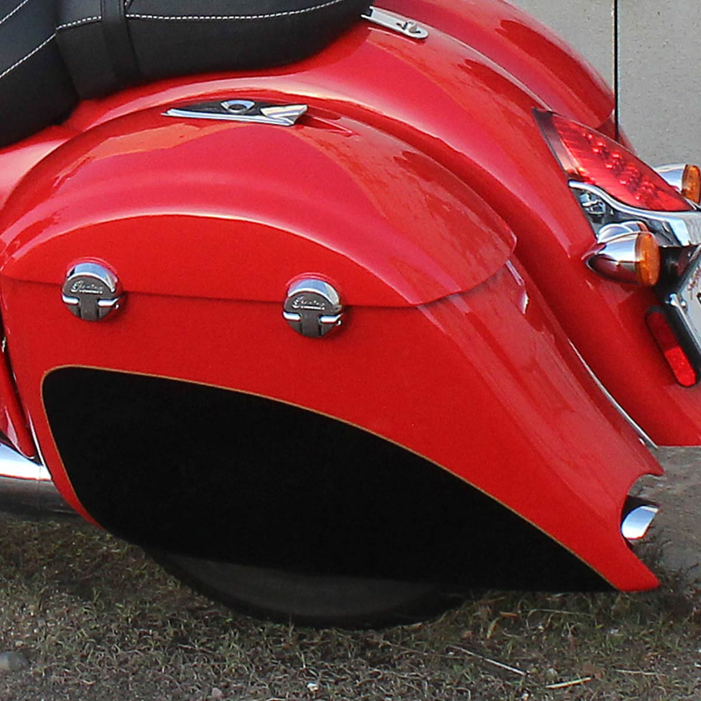 Reytelo Bag Extensions For Indian Chieftain
